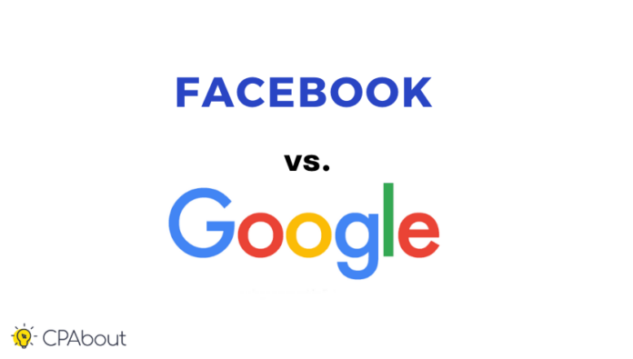 Google vs. Facebook: какой источник лучше для старта?