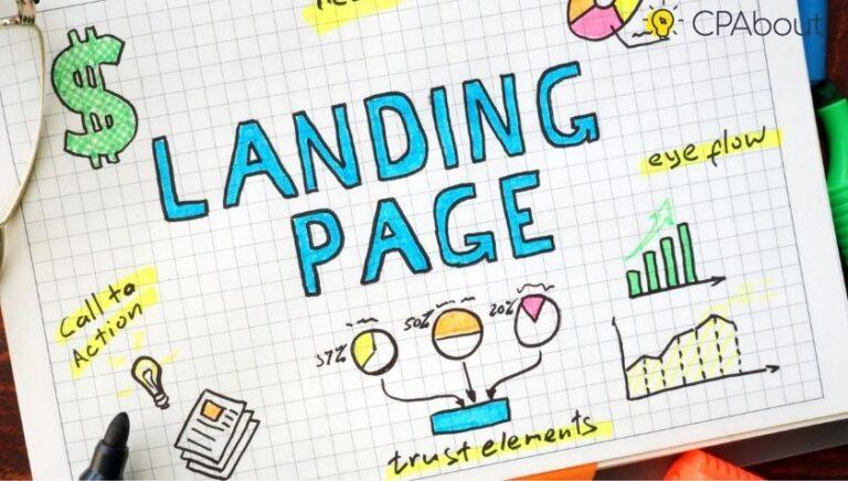 Как создать идеальный landing page и повысить конверсию?